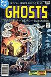 Cover for Ghosts (DC, 1971 series) #65