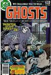 Cover for Ghosts (DC, 1971 series) #68
