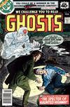 Cover for Ghosts (DC, 1971 series) #73