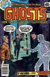 Cover for Ghosts (DC, 1971 series) #75