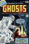 Cover for Ghosts (DC, 1971 series) #78