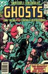 Cover for Ghosts (DC, 1971 series) #86