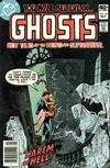 Cover for Ghosts (DC, 1971 series) #88