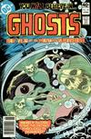 Cover for Ghosts (DC, 1971 series) #89