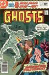 Cover for Ghosts (DC, 1971 series) #92
