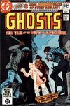 Cover for Ghosts (DC, 1971 series) #94 [Direct Sales]