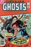 Cover Thumbnail for Ghosts (1971 series) #96 [Newsstand]