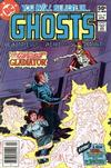 Cover for Ghosts (DC, 1971 series) #99 [Newsstand]