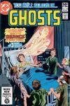 Cover for Ghosts (DC, 1971 series) #103 [Direct]