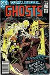 Cover for Ghosts (DC, 1971 series) #104 [Newsstand]