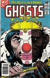 Cover for Ghosts (DC, 1971 series) #107 [Newsstand]