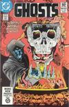 Cover for Ghosts (DC, 1971 series) #109 [Direct]