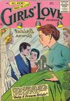 Cover for Girls' Love Stories (DC, 1949 series) #42