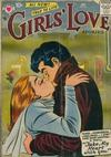 Cover for Girls' Love Stories (DC, 1949 series) #52