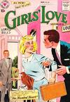 Cover for Girls' Love Stories (DC, 1949 series) #58