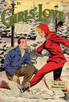 Cover for Girls' Love Stories (DC, 1949 series) #61