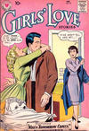 Cover for Girls' Love Stories (DC, 1949 series) #75