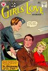 Cover for Girls' Love Stories (DC, 1949 series) #83