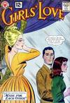 Cover for Girls' Love Stories (DC, 1949 series) #84