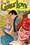 Cover for Girls' Love Stories (DC, 1949 series) #85