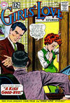 Cover for Girls' Love Stories (DC, 1949 series) #86