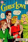 Cover for Girls' Love Stories (DC, 1949 series) #95