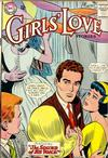 Cover for Girls' Love Stories (DC, 1949 series) #96