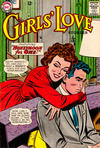 Cover for Girls' Love Stories (DC, 1949 series) #97