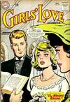 Cover for Girls' Love Stories (DC, 1949 series) #100
