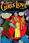 Cover for Girls' Love Stories (DC, 1949 series) #107