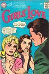 Cover for Girls' Love Stories (DC, 1949 series) #112