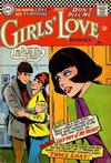 Cover for Girls' Love Stories (DC, 1949 series) #117