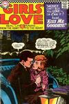 Cover for Girls' Love Stories (DC, 1949 series) #122