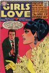 Cover for Girls' Love Stories (DC, 1949 series) #123