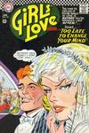 Cover for Girls' Love Stories (DC, 1949 series) #126