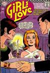Cover for Girls' Love Stories (DC, 1949 series) #127