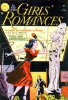Cover for Girls' Romances (DC, 1950 series) #7