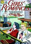 Cover for Girls' Romances (DC, 1950 series) #10