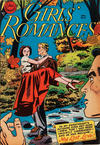 Cover for Girls' Romances (DC, 1950 series) #12