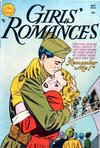 Cover for Girls' Romances (DC, 1950 series) #15