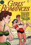 Cover for Girls' Romances (DC, 1950 series) #16