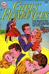 Cover for Girls' Romances (DC, 1950 series) #17