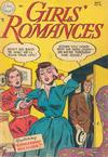 Cover for Girls' Romances (DC, 1950 series) #20