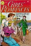 Cover for Girls' Romances (DC, 1950 series) #21