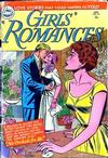 Cover for Girls' Romances (DC, 1950 series) #24