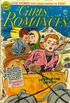Cover for Girls' Romances (DC, 1950 series) #25