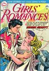 Cover for Girls' Romances (DC, 1950 series) #30