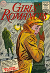 Cover for Girls' Romances (DC, 1950 series) #32