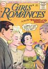 Cover for Girls' Romances (DC, 1950 series) #33