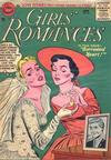 Cover for Girls' Romances (DC, 1950 series) #37